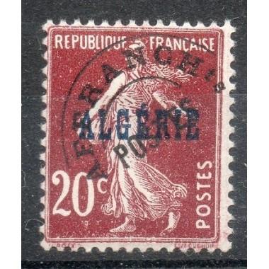 Algerie PrŽo N° 005 N*