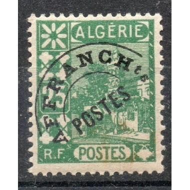 Algerie PrŽo N° 011 N*