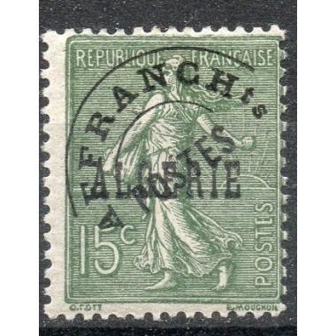Algerie PrŽo N° 003 N*