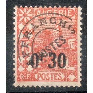 Algerie PrŽo N° 014 N*