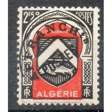 Algerie PrŽo N° 015 N*