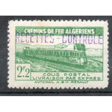 Algerie Col Post N° 87 N*