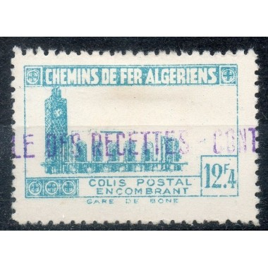 Algerie Col Post N° 159 N*