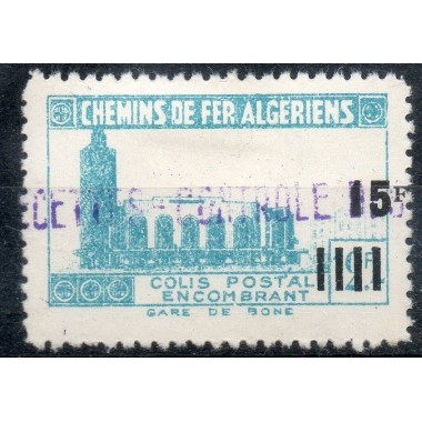 Algerie Col Post N° 164 N*