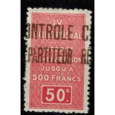 Algerie Col Post N° 0023 Neuf *