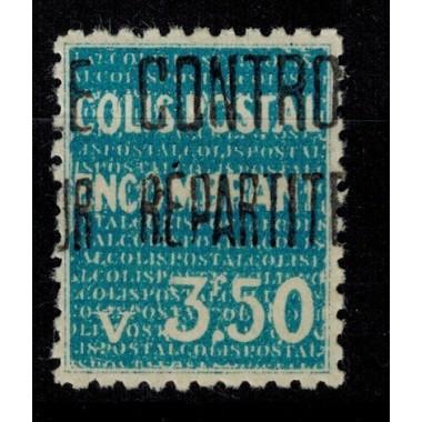 Algerie Col Post N° 0040 Neuf *