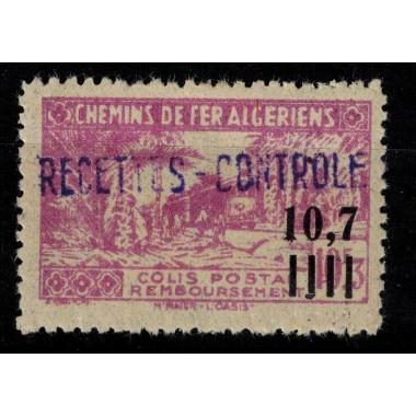 Algerie Col Post N° 0140 Neuf *
