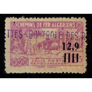 Algerie Col Post N° 0142 Neuf *