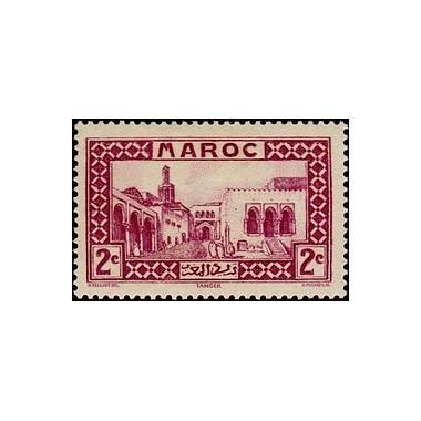 MAROC N° 129 N **