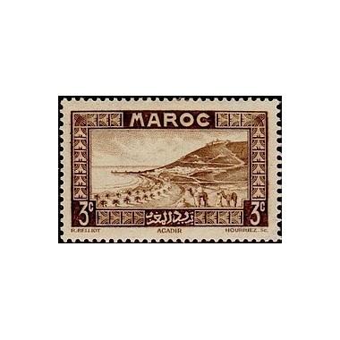 MAROC N° 130 N **