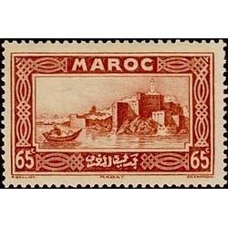 MAROC N° 140 N **