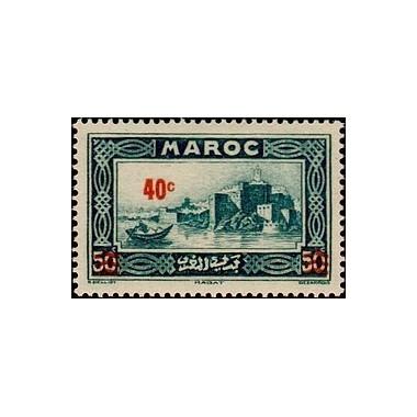 MAROC N° 162 N **