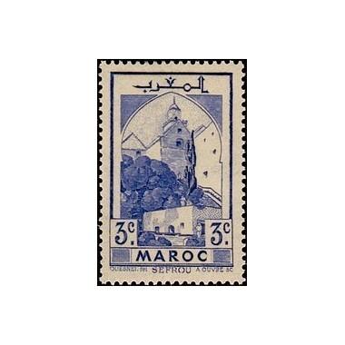MAROC N° 165 N **