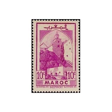 MAROC N° 167 N **