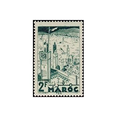 MAROC N° 188 N **