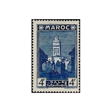 MAROC N° 194 N **