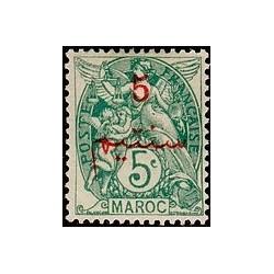 MAROC N° 028 N *