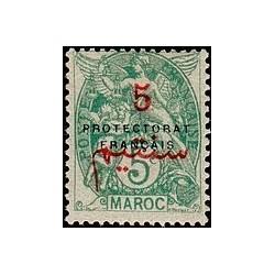 MAROC N° 040 N *