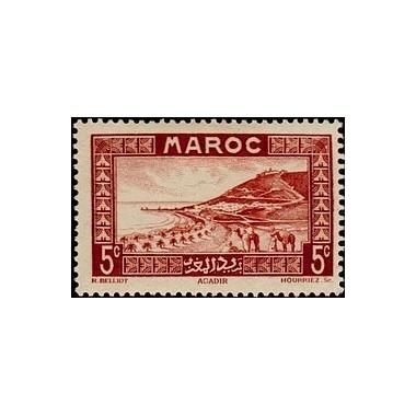 MAROC N° 131 N *