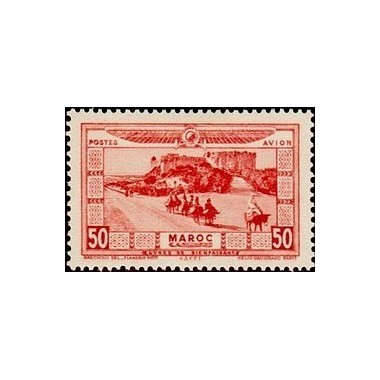MAROC N° PA 014 N *