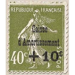FR N° 0275 Neuf avec trace de charni