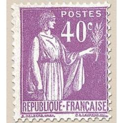 FR N° 0281 Neuf avec trace de charni