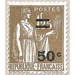 FR N° 0298 Neuf avec trace de charni