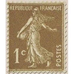 FR N° 0277B Neuf avec trace de charni