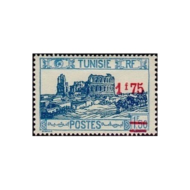 Tunisie N° 184 N **
