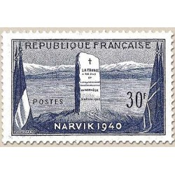 FR N° 0922 Neuf avec trace de charni
