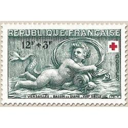 FR N° 0937 Neuf avec trace de charni