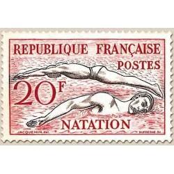 FR N° 0960 Neuf avec trace de charni