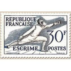 FR N° 0962 Neuf avec trace de charni