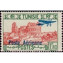 Tunisie N° PA 008 Obli