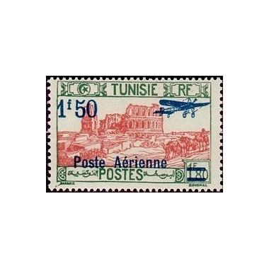 Tunisie N° PA 011 Obli