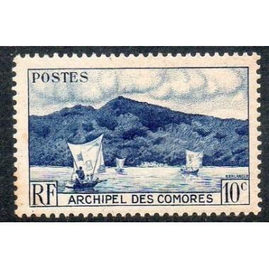 Comores N° 001 N**