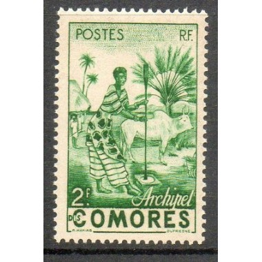Comores N° 004 N**
