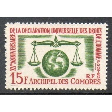 Comores N° 028 N**