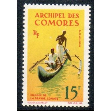 Comores N° 033 N**
