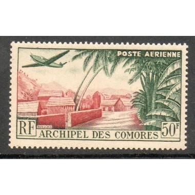 Comores N° PA001 N**