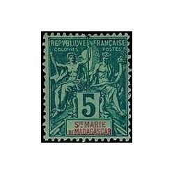 ST Marie de Madagascar N° 004 N *