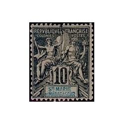 ST Marie de Madagascar N° 005 N *