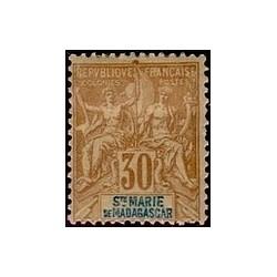 ST Marie de Madagascar N° 009 N *