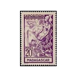 Madagascar N° 193 N **