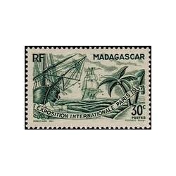 Madagascar N° 194 N **