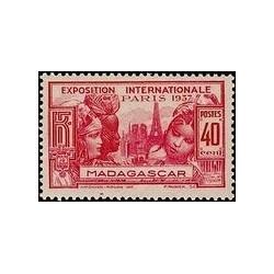 Madagascar N° 195 N **