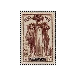 Madagascar N° 196 N **