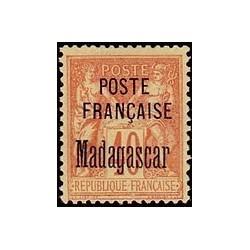Madagascar N° 018 N *