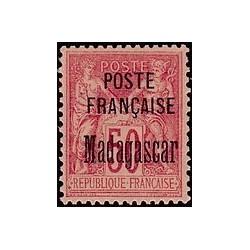 Madagascar N° 019 N *