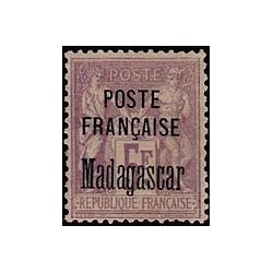 Madagascar N° 022 N *
